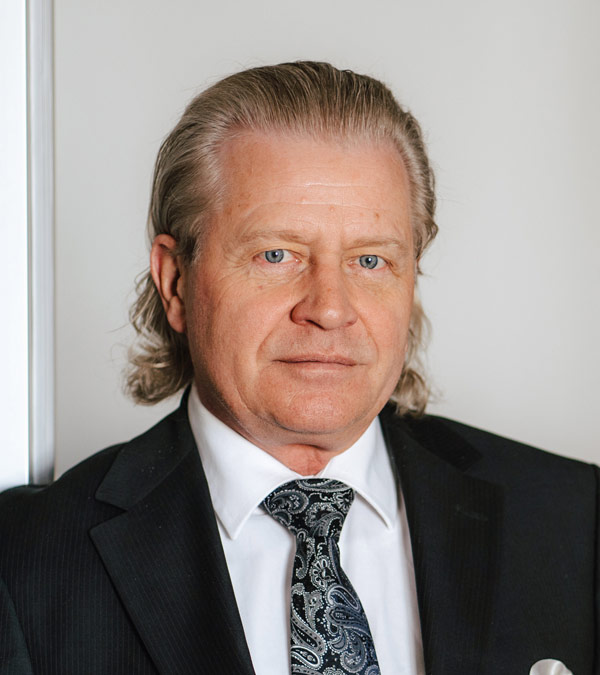 Lars Halldin